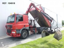 camión DAF CF85.360 - SOON EXPECTED - MANUAL FULL STEEL EURO 3 HMF 1060
