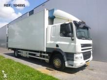 camion DAF CF85.410 SCHMITZ FRIGOBLOCK NL REGISTRATION