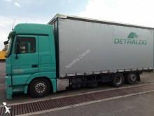 camión Mercedes Actros 2541 NL