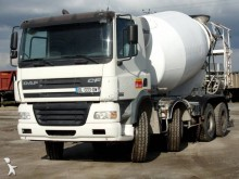 camion béton toupie / Malaxeur DAF