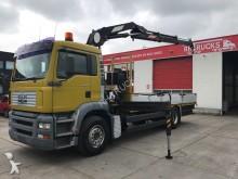 camión MAN TGA 18-360 MET PM 16 T/M MET RADIO CONTROLE