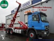 camion Mercedes 2746 6x4 Actros Meiller 1.Hand Deutscher LKW BC