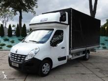 ciężarówka Renault RENAULTMASTERSKRZYNIA PLANDEKA 10 EUROPALET WEBASTO KLIMA