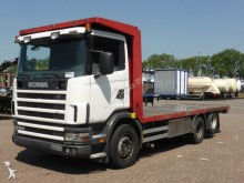 camion Scania R124.420 6X2 MANUAL