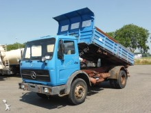 camion Mercedes 1626 V8 FULL STEEL