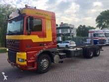 camion DAF XF 95 380 6x2 steel/steel 10 tyres EURO2 Holland