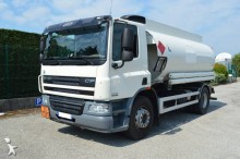 camion citerne hydrocarbures DAF