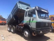 ciężarówka wywrotka trójstronny wyładunek Mercedes