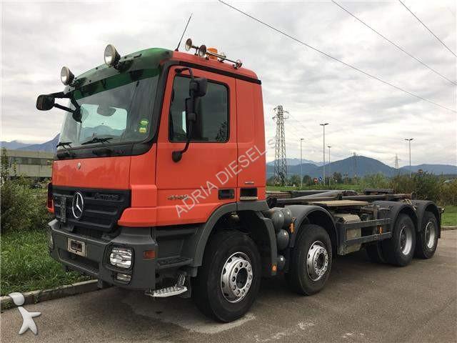 Camion ribaltabili 2548 annunci di camion ribaltabili for Rimorchi ribaltabili trilaterali usati