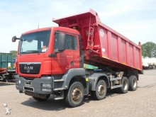 camión MAN TGS 41.390 8X4 FULL STEEL 20M3