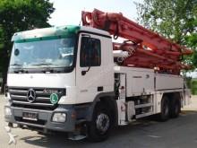 camion Mercedes Actros 2636 6x4 EURO3 Betonpumpe Putzmeister 36M