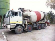 camion béton malaxeur + pompe Astra