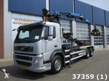 vrachtwagen Volvo FM 440 6x2 Euro 5 Palfinger 15 ton/meter Kran