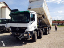 camion ribaltabile trilaterale Mercedes