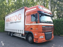 camion DAF FAR XF105.460 Low Deck Euro5