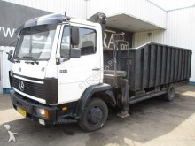camion Mercedes 814 SPRING SUSPENSION 4X2