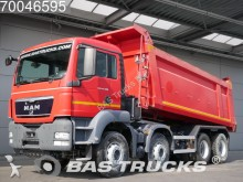 camión MAN TGS 41.400 M 8X4 Big-Axle Steelsuspension Heizun