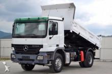 ciężarówka wywrotka Mercedes