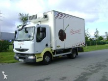 camion frigo multitemperature Renault