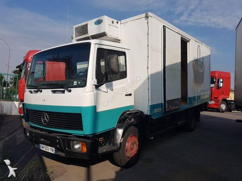camion frigo 1121 annonces de camion frigo d 39 occasion en vente. Black Bedroom Furniture Sets. Home Design Ideas