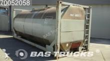 ciężarówka nc Schwarzmüller Tankcontainer 20? Testdruk 4 bar