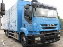 camion furgone trasporto bibite Iveco