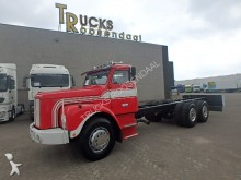 camion Scania 111 LT + 6x4 + Manual +
