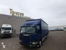 camión Scania 94D 260 + Manual + Dhollandia