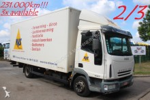 camion Iveco Eurocargo 80E17 - A/C - STEEL SPRING / SUSP. LAM