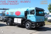 camion Renault G340 CITERNE MAZOUT / FUEL TANKER / 14.000 L - L