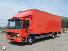 camion furgone plywood / polyfond Mercedes
