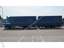 camion Volvo FH 440 6x2 CURTAINSIDE COMBI WITH FLOOR TRAILER