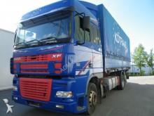 camión DAF XF 95 430 6x2 BDF-Fahrgestell mit PritschePlane