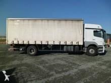 camión furgón caja polyfond usado