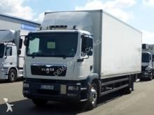 camion MAN TGM 18.290* Euro 5* Klima* LBW* 8,4m. Koffer*