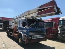 Scania P92 4X2 MET 26 METER HOOGWERKER truck