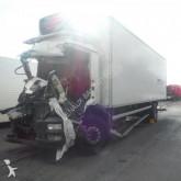damaged mono temperature refrigerated truck