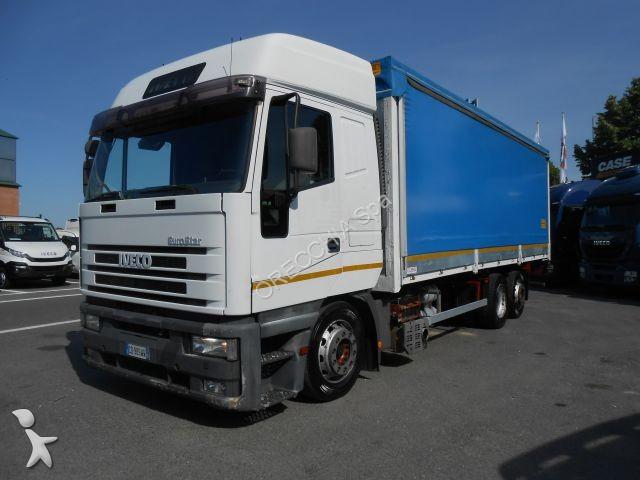 camion iveco eurostar 16 annonces de camion iveco eurostar occasion. Black Bedroom Furniture Sets. Home Design Ideas