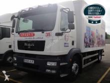 camion MAN TGM 18.250 4X2 BL Caja isotérmica