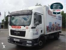 camião frigorífico usado