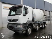 camion Renault Kerax 450 DXI 8x4 Manual Full steel CIFA mixer