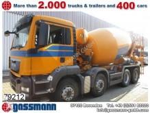 camion MAN TGS 35.400 8x4 BB, Stetter AM 9FHCBL 9m³