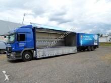 camion piattaforma trasporto bibite usato
