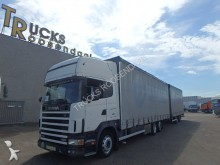 camion Scania R420 124 + 113.5m3 + RETARDER 2x in stock