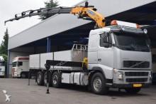camion Volvo FH 16 - 610 / 31 t/m Effer / 8x4 / Manuel / Reta