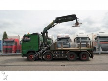 camion Volvo FH 480 8X4 OPEN BOX WITH PALFINGER PK 23002 CRAN