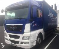 camion Teloni scorrevoli (centinato alla francese) cassone fisso MAN