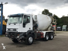 camion Iveco 260E 350 6x4 / Stetter 7m³