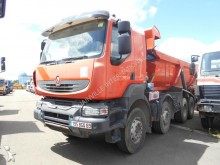 camion halfpipe tipper Renault