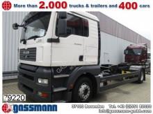 camión chasis MAN